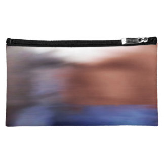 """""""Stories"""" abstract painting Cosmetic Bags"""