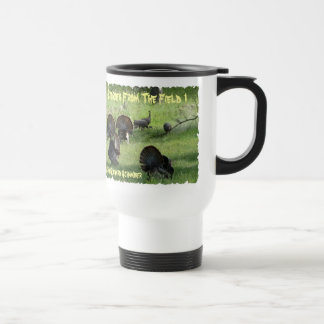 Stories from the field 1, Author Richard Schamb... 15 Oz Stainless Steel Travel Mug