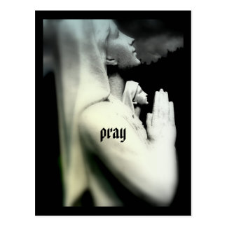 stories of lost loves 169, pray postcard