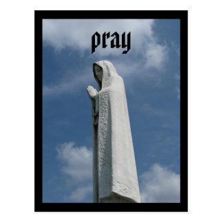 stories of lost loves 190, pray postcard
