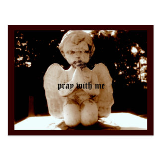 stories of lost loves 312, pray with me postcard
