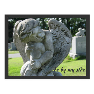 stories of lost loves 318, be by my side postcard