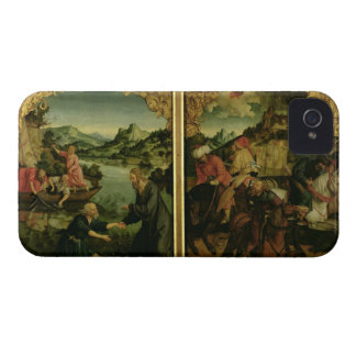 Stories of S.S. Peter and Paul altarpiece: detail iPhone 4 Cover