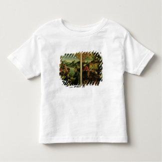 Stories of S.S. Peter and Paul altarpiece: detail Toddler T-shirt