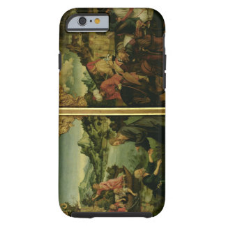 Stories of S.S. Peter and Paul altarpiece: detail Tough iPhone 6 Case
