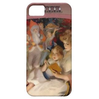 Stories of Santa iPhone 5 Cases