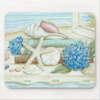Stories of the Sea by Kate McRostie Mouse Pad