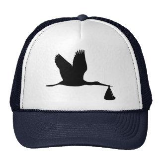 Stork - Baby Trucker Hat