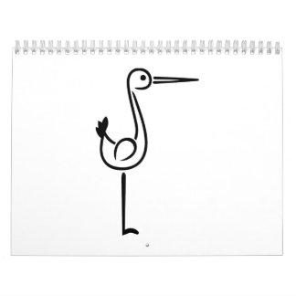 Stork Calendar