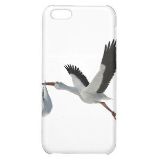 Stork Delivering Bundle Cover For iPhone 5C