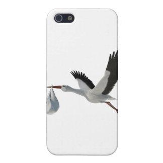 Stork Delivering Bundle Covers For iPhone 5