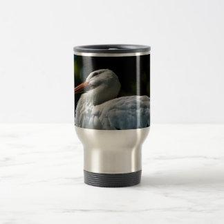 Stork 15 Oz Stainless Steel Travel Mug