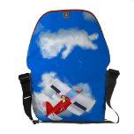 Stork Plane Baby Bag Messenger Bag