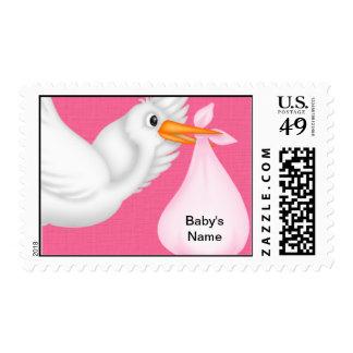 Stork  Postage Stamps