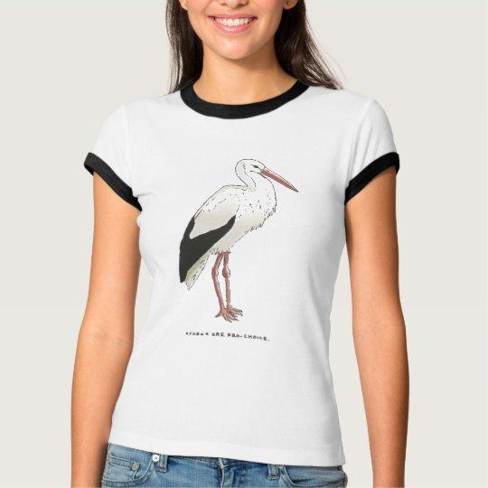 stork trivia T-Shirt