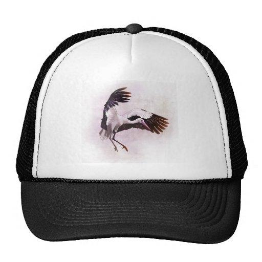 Stork Trucker Hat