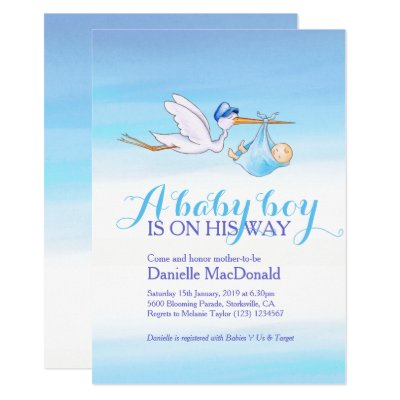 come fly baby shower airplane travel invitation | zazzle, Baby shower invitations