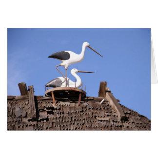 Storks card