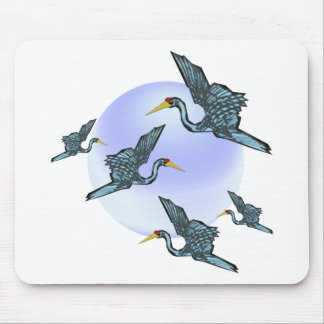 Storks Mouse Pad
