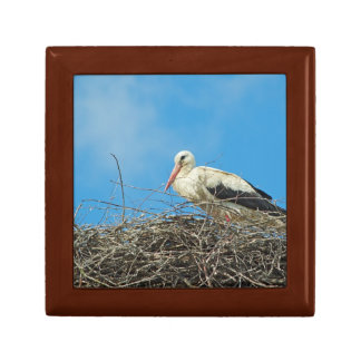 Stork's Nest giftbox Jewelry Box