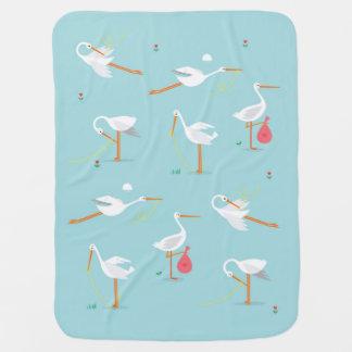 Storks! Pramblankets