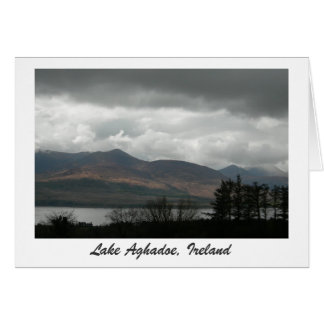 Storm a' Brewing, Lake Aghadoe (Title) Card