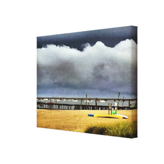 """""""Storm Approaching"""" Canvas Print"""