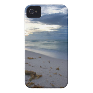 Storm Approaching Miami Beach iPhone 4 Cover