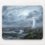 Storm at High Tide Mousepad