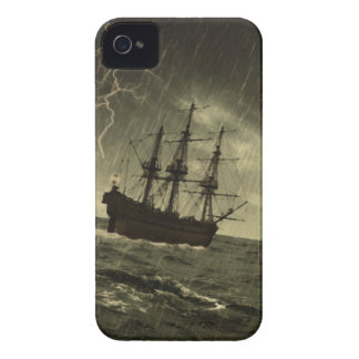 Storm at Sea Case-Mate iPhone 4 Case