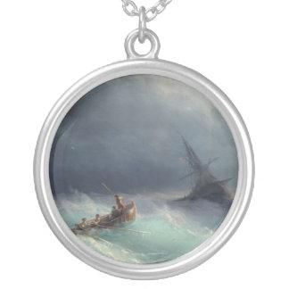Storm at Sea Custom Jewelry