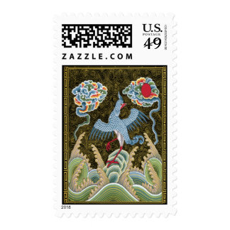 Storm at Sea Postage Stamps
