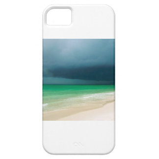 Storm at the beach iPhone SE/5/5s case