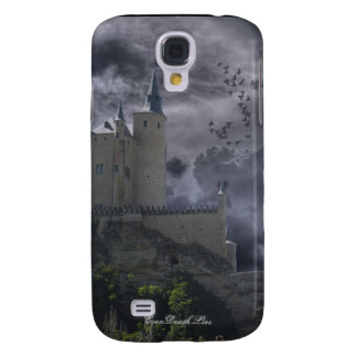 Storm at The Castle Samsung Galaxy S4 Case
