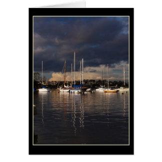 Storm Boats Card