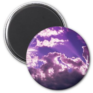 Storm Breaking Magnet magnet