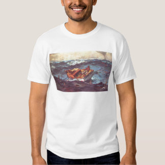 Storm by Winslow Homer Tee Shirt