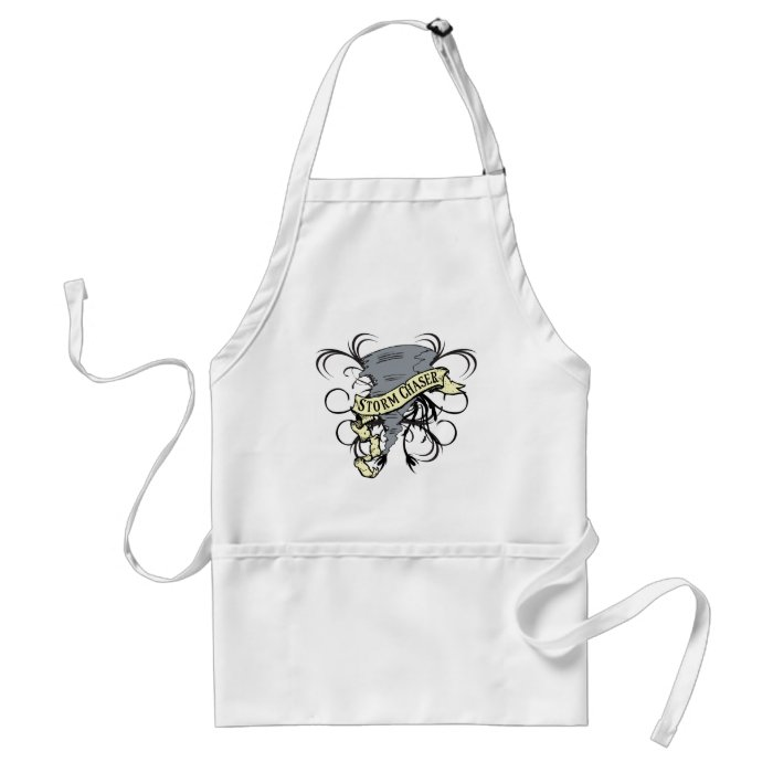 Storm Chaser 1 Adult Apron