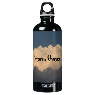 Storm chaser aluminum water bottle