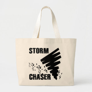 STORM CHASER CANVAS BAG