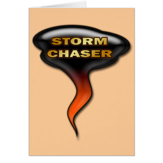 STORM CHASER CARD