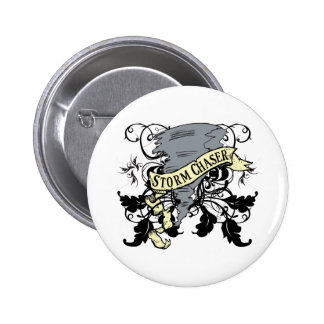 Storm Chaser Gifts Buttons