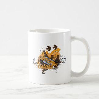 Storm Chaser Grunge Coffee Mug