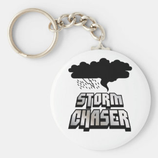 Storm Chaser Keychain