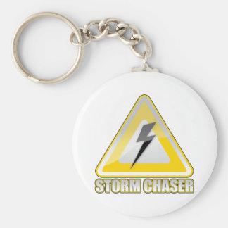Storm Chaser Lightning 2 Keychain