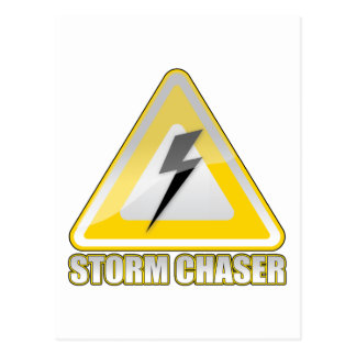 Storm Chaser Lightning 2 Postcards