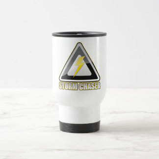 Storm Chaser Lightning Travel Mug