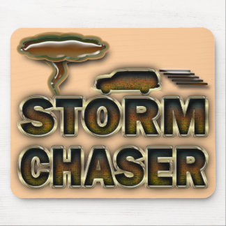 STORM CHASER MOUSE PAD