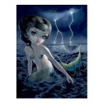 """Storm Chaser"" Postcard"