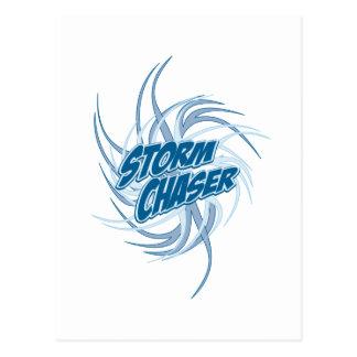 Storm Chaser Postcard